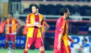 Galatasaray 1 - 1 Ankaraspor