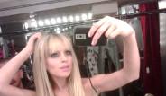 Lindsay Lohan'ın Üstsüz Fotoğrafı