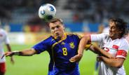 Ukrayna:0 Türkiye:3