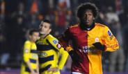 Galatasaray:3 Ankaragücü:0