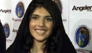 Afgan Kızı New York Metrosunda