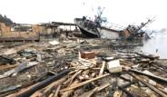 Deprem ve Tsunaminin Ardından Japonya