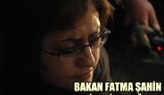 Bakan Fatma Şahin Şehit Evinde Ağladı