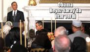 Obama Beyaz Saray'da İftar Verdi