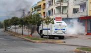 Molotoflu Terör: 2 Polis Yaralı