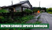 Deprem Sonrası Japonya Bambaşka