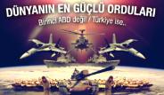 Ne ABD, Ne Türkiye! En Güçlüsü O