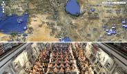 Amerika İran'ı 125 Bin Askerle Kuşattı