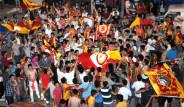 Galatasaray Kupayı Kadıköy'de Kaldırdı