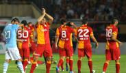 Galatasaray Lazio'yu Yendi!