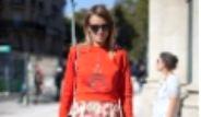 Paris Sokaklarında Moda!