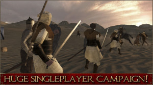 Mount & Blade: Warband Android'e Geldi