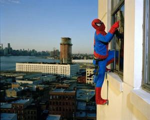 Süper Kahramanların Ek İşleri