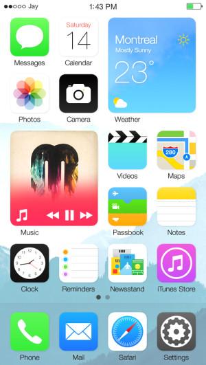 Android, Windows Phone ve İos, İos 8'de Birleşti