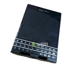 Blackberry Q30 Göründü