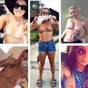 Yok Artık Dedirten İnternet Akımı: Ta Ta Top Bikini
