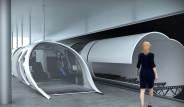 1126 Km Hızla Ulaşım Projesi Hyperloop Nasıl Gözükecek?
