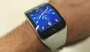 Samsung Gear S Akıllı Saatin Fotoğrafları