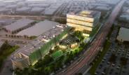 Samsung'un Uzay Üssünü Andıran Yeni Merkezi
