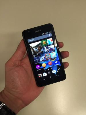 Sony Xperia E4g'nin Fotoğrafları
