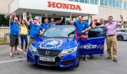 Honda, Yakıt Tüketiminde Dünya Rekoru Kırmaya Hazırlanıyor
