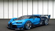 Video Oyunlardan Fırlamış Süper Otomobil: Bugatti Vision Gran Turismo