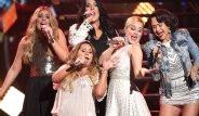 American Idol Yarışmasına Obama'lı Veda!