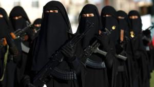 Yemen'in Kadın Savaşçıları Böyle Ortaya Çıktı