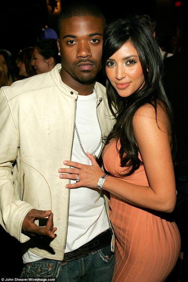 kim kardashian and ray j full pictures free № 56676