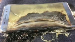 Samsung Galaxy Note 7'yi Patlatan Şeyi Açıkladı