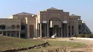 Bir Zamanlar İçinde Göletler Bile Olan Saddam'ın Sarayından 10 Kare