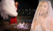 Mariah Carey Düğününde Giyeceği 250.000 Dolarlık Gelinliğini Yaktı