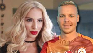 Galatasaray'dan Kovulan Sigthorsson'un Çapkınlığı Ortaya Çıktı
