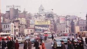 1965 Yılında Amerikalıların Çektiği 39 İstanbul Fotoğrafı