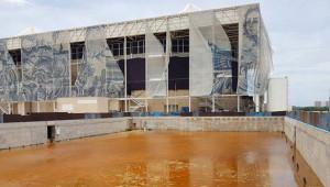 Rio 2016 Olimpiyatları Sonrası 6 Ayda Harabeye Dönen Etkinlik Alanları