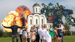 Rusların Düğün Fotoğrafçılığında Marka Olduğunun 17 Komik Kanıtı