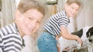11 Ünlü İsim ve Daha Önce Hiç Görmediğiniz Çocukluk Fotoğrafları