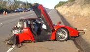 Görenlerin İçini Cız Ettiren Hurdaya Dönen 10 Lüks Otomobil