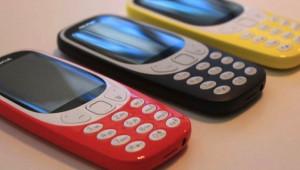 İşte Karşınızda Bir Zamanlar Fırtına Gibi Esen Yeni Nokia 3310!