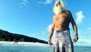 80'li Yıllarda Milyonerdi Şimdi Robinson Crusoe Gibi Adada Yaşıyor