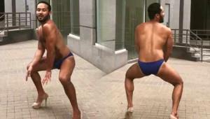 Eşcinsel Adam Topukluyla Dans Etti Sosyal Medya Sallandı!