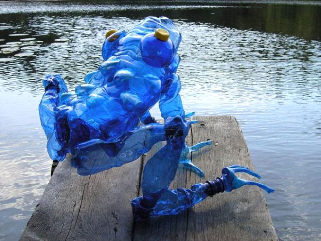 Plastik Şişeyle Yapılan Birbirinden Yaratıcı 24 Fikir!