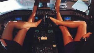 Havacılık Çalışanlarının Olay Yaratan 25 Selfie'si