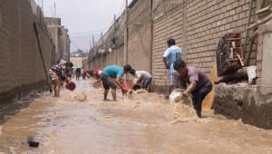Peru'daki Yağışlar Sel Felaketine Dönüştü