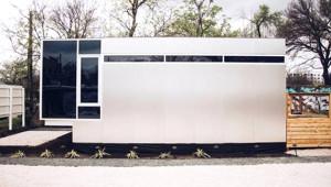 Çılgın Profesör Kendine 32 Metrekarelik Rezidans Yarattı