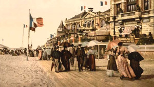 Fransa'nın 100 Küsur Sene Önceki Fotoğrafları Ortaya Çıktı!
