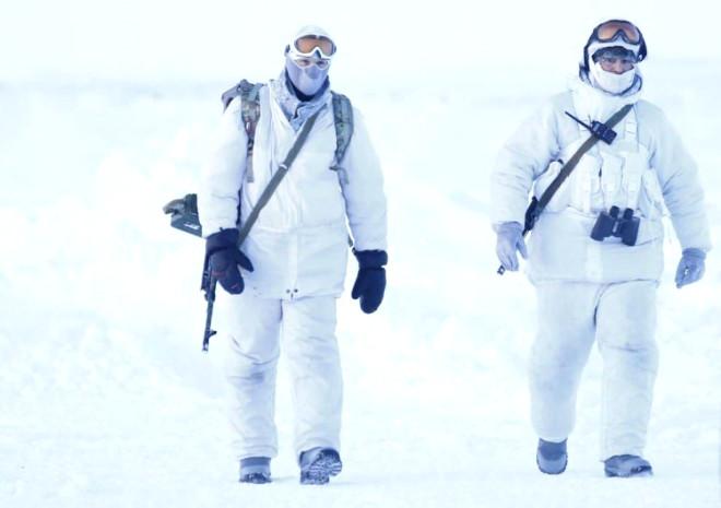 Rusya'nın kutuplardaki Gizli Üssü İlk Kez Görüntülendi