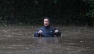 Fotoğraflarla Harvey Fırtınası: Houston Su Altında