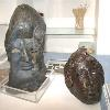 Ancient Bronze And Iron Masks Found İn Se Turkey