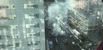 İzmir'de Adliye Önünde Bomba Yüklü Araçla Saldırı! 2 Terörist Öldürüldü